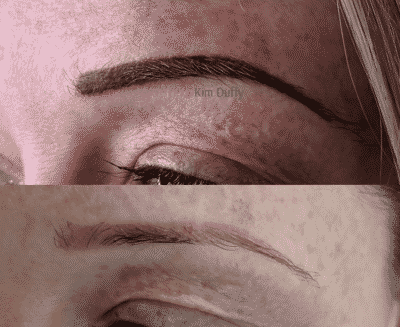 Colour boost Powdered Brows
